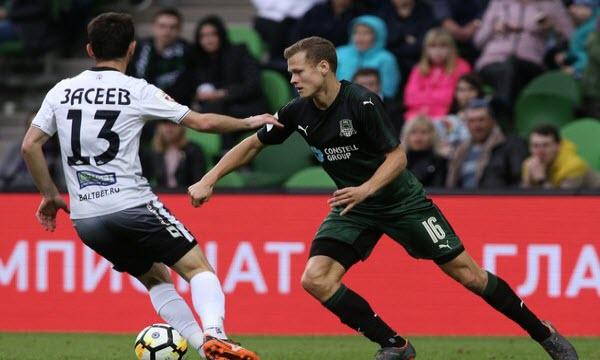 Bóng đá - Bashinformsvyaz-Dynamo Ufa vs Krasnodar FK 21h30, ngày 13/08