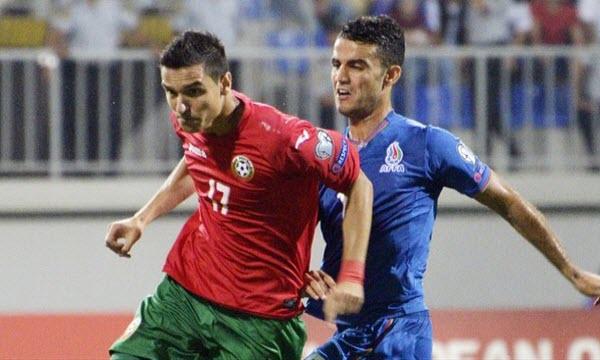 Bóng đá - Bulgaria vs Azerbaijan 01h45, ngày 14/10
