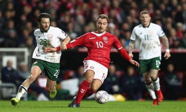 Bóng đá - CH Ireland vs Đan Mạch 01h45 ngày 14/10