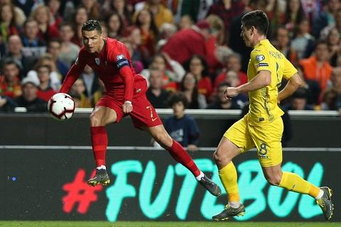Bóng đá - Ukraine vs Bồ Đào Nha 01h45 ngày 15/10