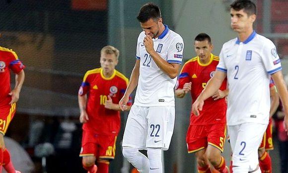 Bóng đá - Hy Lạp vs Đảo Faroe 02h45, ngày 15/11