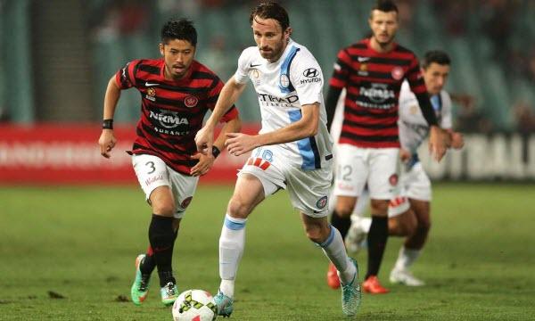 Bóng đá - Melbourne City vs Western Sydney 15h50 ngày 22/01