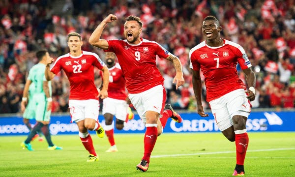 Bóng đá - Thụy Sỹ vs Quần đảo Faroe 00h00, ngày 14/11