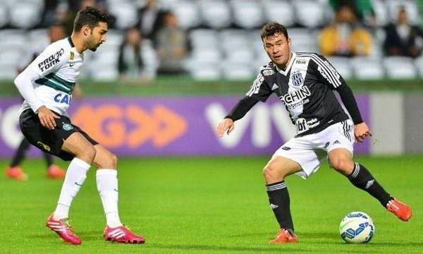 Bóng đá - Ponte Preta vs Coritiba (PR) 06h30 ngày 14/11