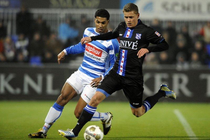 Bóng đá - Zwolle vs SC Heerenveen 27/02/2021 02h00