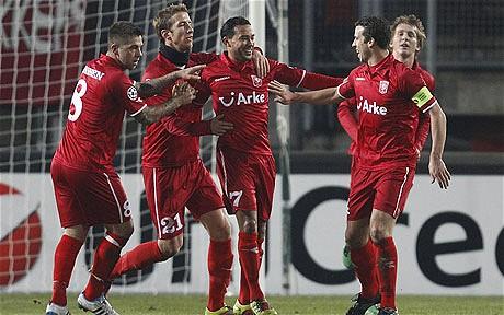 Go Ahead Eagles vs Twente Enschede 20h30 ngày 24/03