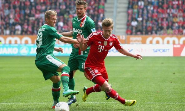 Bóng đá - Augsburg vs Bayern Munich 21h30, ngày 13/12