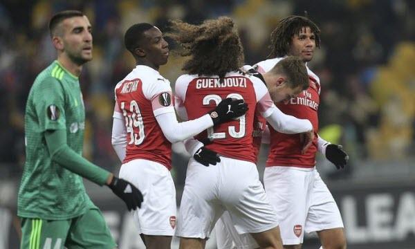 Bóng đá - Arsenal vs Qarabag 03h00 ngày 14/12