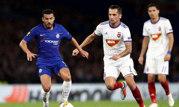 Bóng đá - Fehervar Videoton vs Chelsea 00h55 ngày 14/12