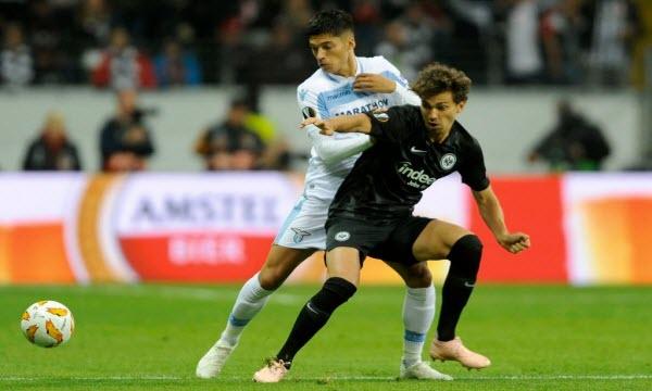 Bóng đá - Lazio vs Eintr. Frankfurt 00h55 ngày 14/12