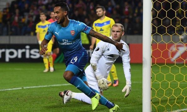 Bóng đá - BATE Borisov vs Arsenal 00h55 ngày 15/02