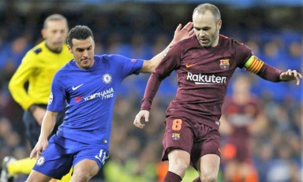Bóng đá - Barcelona vs Chelsea 02h45, ngày 15/03