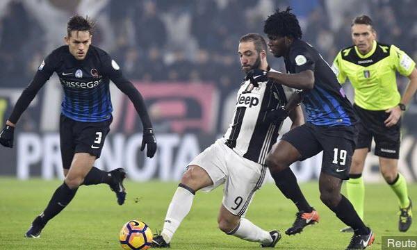 Bóng đá - Juventus vs Atalanta 00h00, ngày 15/03