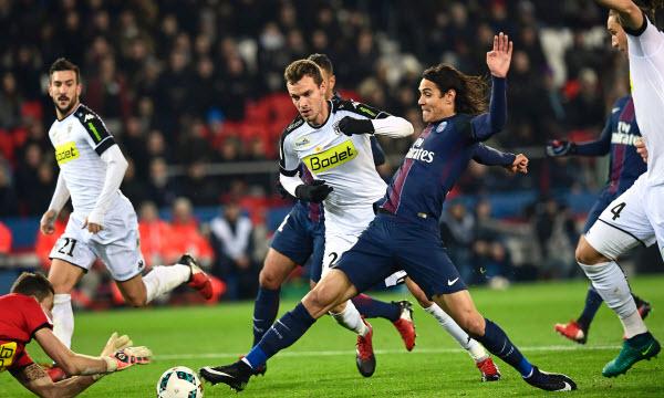 Bóng đá - Paris Saint Germain vs Angers SCO 22h59, ngày 14/03