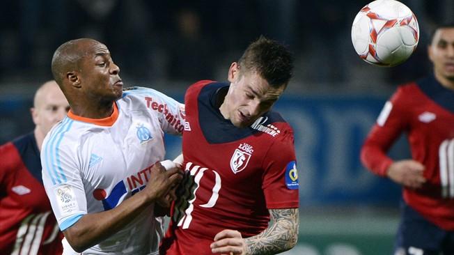 Bóng đá - Lille OSC vs Marseille: 02h00, ngày 15/04