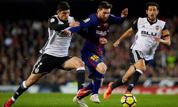 Bóng đá - Barcelona vs Valencia 21h15, ngày 14/04