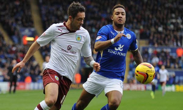 Bóng đá - Burnley vs Leicester City 21h00, ngày 14/04