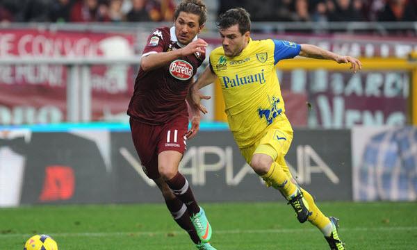 Bóng đá - Chievo vs Torino 22h59, ngày 14/04