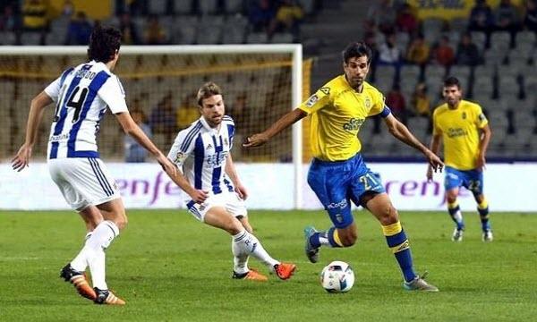 Bóng đá - Las Palmas vs Real Sociedad 23h30, ngày 14/04