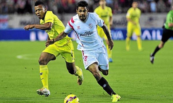 Bóng đá - Sevilla vs Villarreal 18h00, ngày 14/04