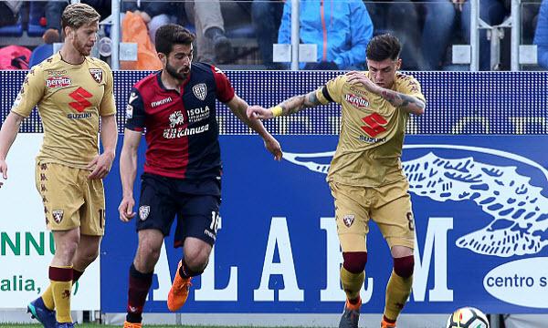 Dự đoán nhận định Cagliari vs Torino 21h00 ngày 22/03