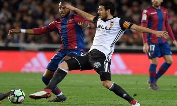 Bóng đá - Valencia vs Levante 01h45 ngày 15/04