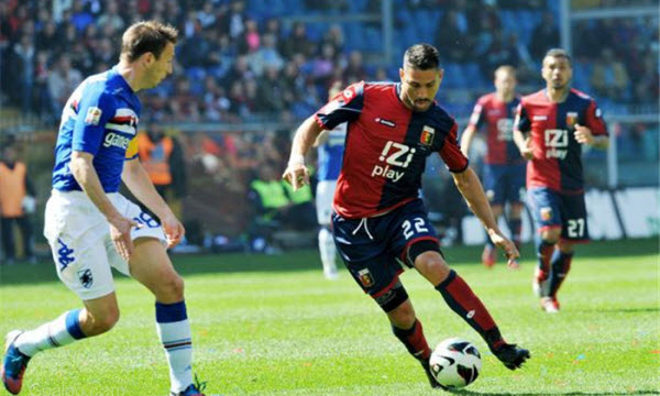 Bóng đá - Sampdoria vs Genoa 20h00 ngày 14/04