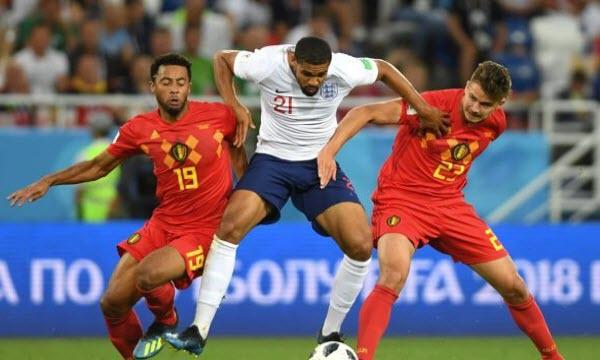 Bóng đá - Bỉ vs Anh 21h00, ngày 14/07