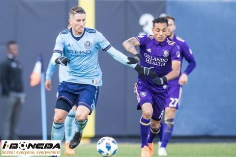 Bóng đá - Orlando City vs New York City Football Club 7h ngày 15/7