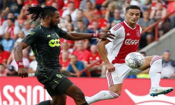 Bóng đá - Ajax Amsterdam vs Standard Liege 01h30, ngày 15/08