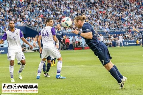 Sporting Kansas City vs Orlando City 6h30 ngày 24/9