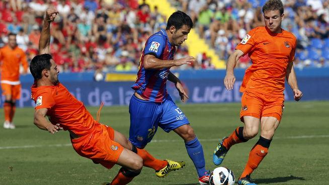 Bóng đá - Levante vs Real Sociedad: 22h59, ngày 14/09