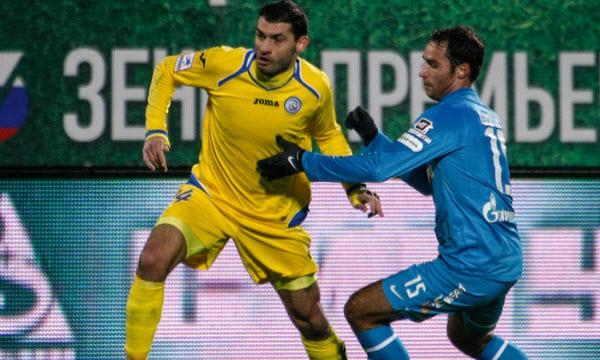 Bóng đá - Bashinformsvyaz-Dynamo Ufa vs Ural S.r. 15h30 ngày 28/04