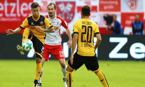 Bóng đá - SSV Jahn Regensburg vs Dynamo Dresden 23h30, ngày 14/09