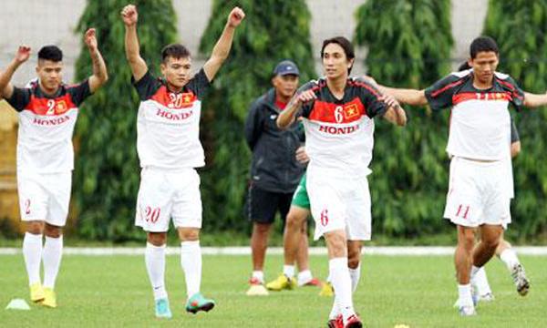Bóng đá - 1 ngày trước trận Uzbekistan - Việt Nam: Sẵn sàng gây bất ngờ