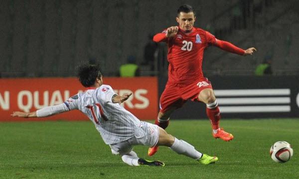 Bóng đá - Azerbaijan vs Malta 22h59 ngày 14/10