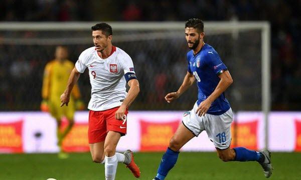 Bóng đá - Ba Lan vs Italy 01h45 ngày 15/10