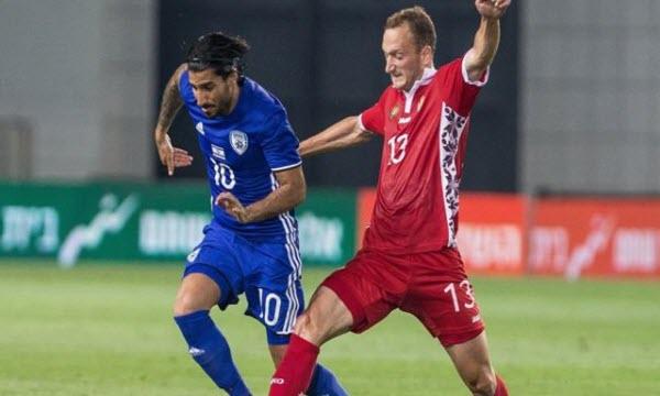 Bóng đá - Israel vs Albania 01h45 ngày 15/10