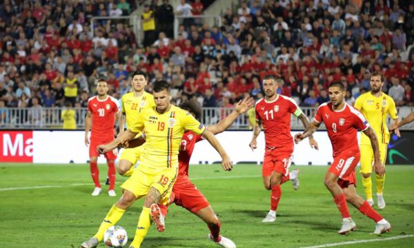 Bóng đá - Romania vs Serbia 20h00 ngày 14/10