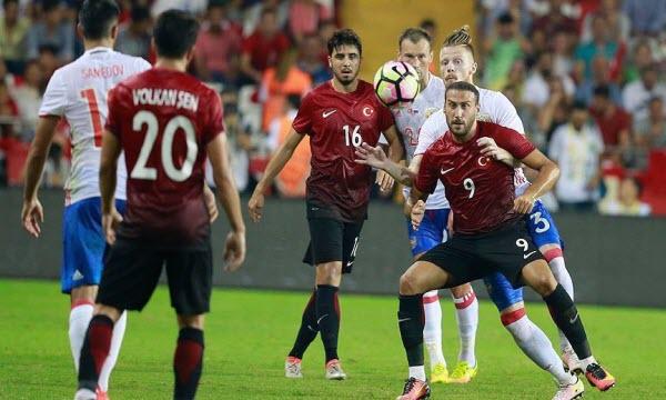 Bóng đá - Nga vs Thổ Nhĩ Kỳ 22h59 ngày 14/10