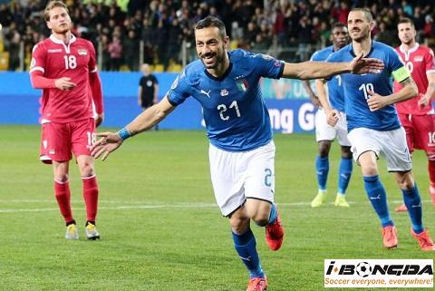 Bóng đá - Liechtenstein vs Italy 01h45 ngày 16/10