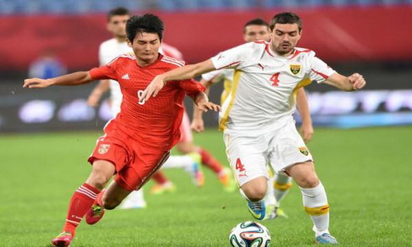 Bóng đá - Trung Quốc vs New Zealand 18h35, ngày 14/11