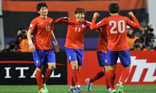 Bóng đá - Jordan vs Hàn Quốc 21h35, ngày 14/11