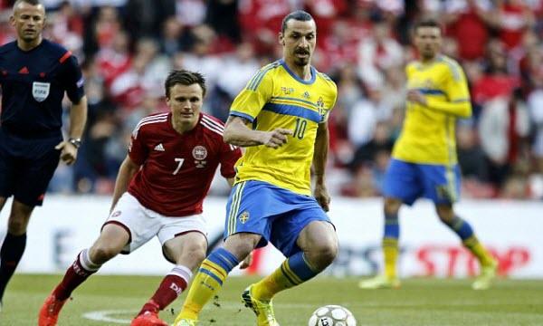 Bóng đá - Thụy Điển vs Đan Mạch 02h45, ngày 15/11