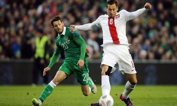 Bóng đá - Ba Lan vs Slovenia 02h45, ngày 15/11