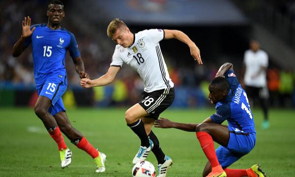 Bóng đá - Đức vs Pháp 02h45, ngày 15/11
