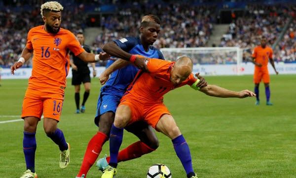 Bóng đá - Romania vs Hà Lan 02h00, ngày 15/11