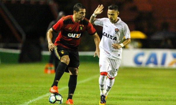 Bóng đá - Sport Club Recife (PE) vs Vitoria Salvador BA 06h45 ngày 15/11