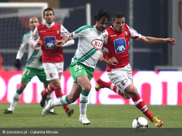 Bóng đá - Vitoria Setubal vs Sporting Braga 16/03/2019 22h30