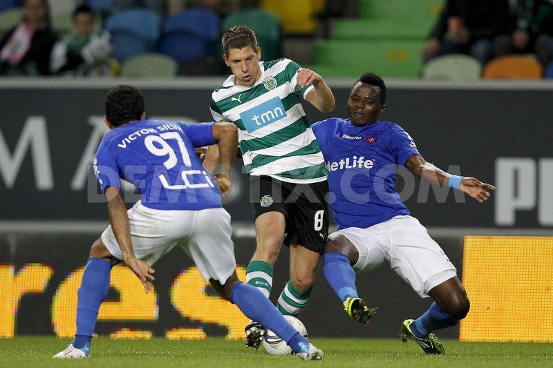 Thông tin trước trận Sporting Lisbon vs Belenenses